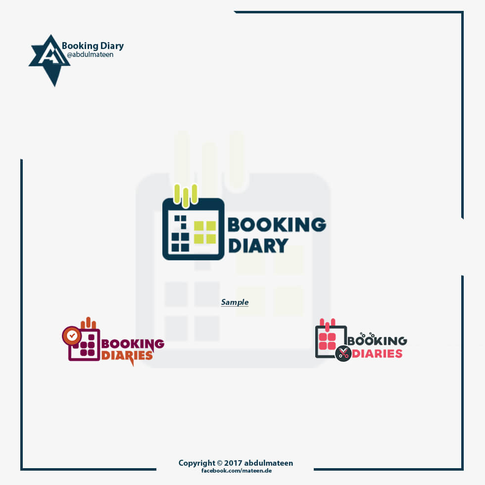 Booking Diary - Logo
