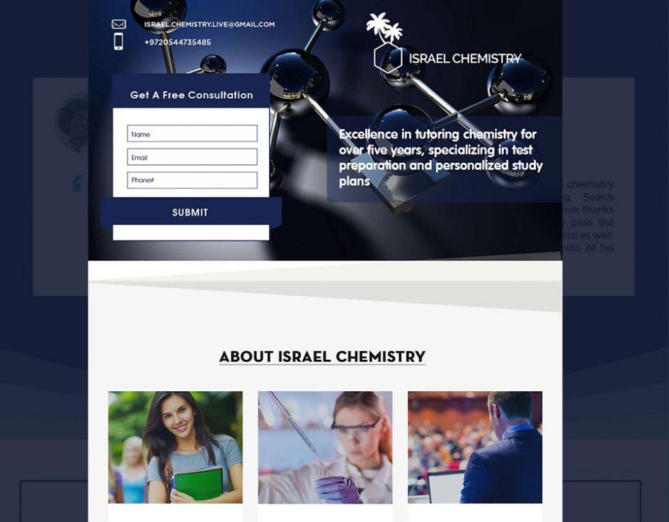 Israel Chemistry