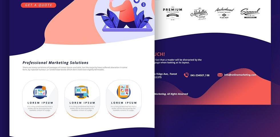 Web Design by Abdul Mateen - Graphic Designer & Front-End-Developer - Islamabad, Pakistan