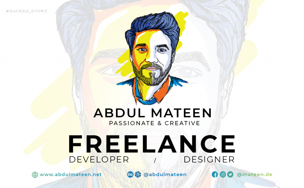 Successful Story of A Self-Taught Freelancer from Cholistan, Pakistan